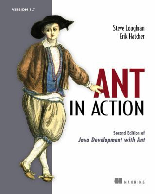 Ant in Action: Covers Ant 1.7 9781932394801