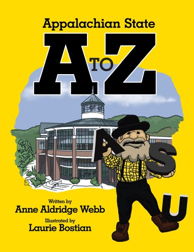 Appalachian State A to Z 9781933251691