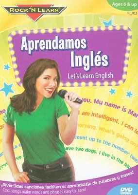 Aprendamos Ingles: Let's Learn English 9781934312032