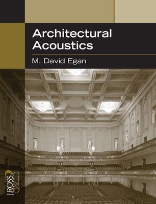 Architectural Acoustics 9781932159783