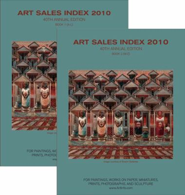 Art Sales Index 9781933295404
