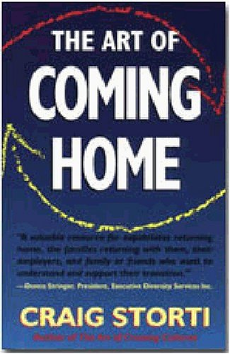 Art of Coming Home 9781931930147