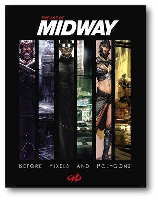 Art of Midway: Before Pixels and Polygons 9781933492193
