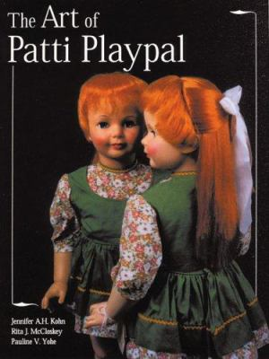 Art of Patti Playpal 9781932485110