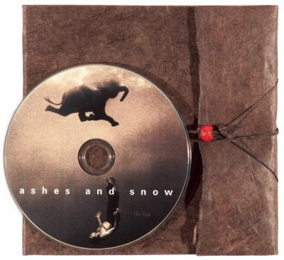 Ashes and Snow Film (DVD). Eng/Jpn 9781933632193