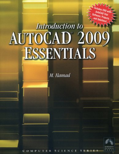 AutoCAD 2009 Essentials [With DVD-ROM] 9781934015285