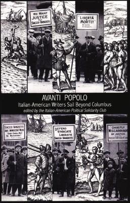 Avanti Popolo: Italian-American Writers Sail Beyond Columbus 9781933149288