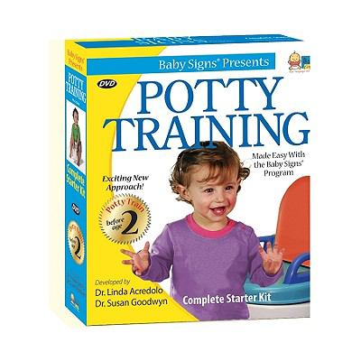 Baby Signs Presents Potty Training Complete Starter Kit