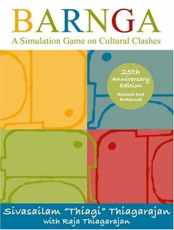 Barnga: A Simulation Game on Cultural Clashes 9781931930307