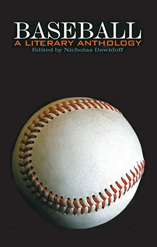 Baseball: A Literary Anthology 9781931082099