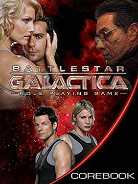 Battlestar Galactica Role Playing Game 9781931567558