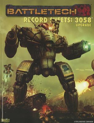 Battletech Record Sheets 3058 Upgrade 9781934857984