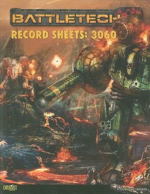 Battletech Record Sheets: 3060 9781934857717