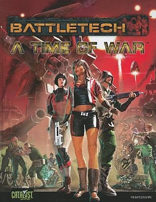 Battletech a Time of War 9781934857656