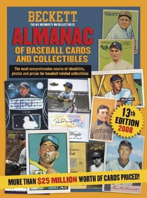 Beckett Almanac of Baseball Cards & Collectibles, Number 13 9781930692701
