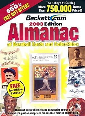 Beckett Almanac of Baseball Cards and Collectibles [With Exclusive Almanac Special Edition Baseball Card] 9781930692282
