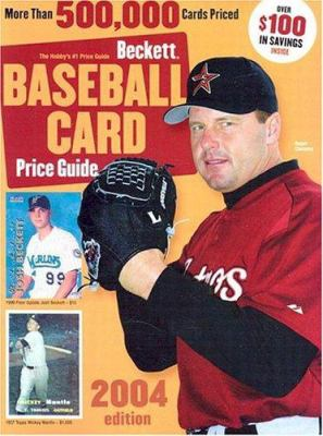 Beckett Baseball Card Price Guide 9781930692329