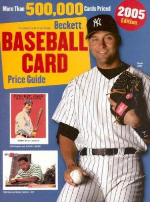 Beckett Baseball Card Price Guide 9781930692381