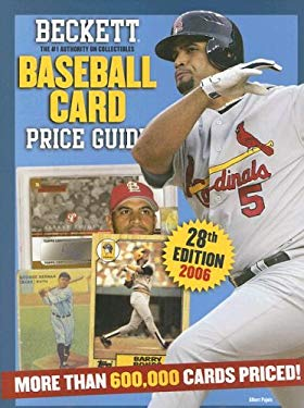 Beckett Baseball Card Price Guide 9781930692442