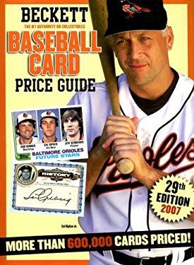 Beckett Baseball Card Price Guide 9781930692541