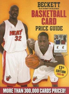 Beckett Basketball Card Price Guide 9781930692435