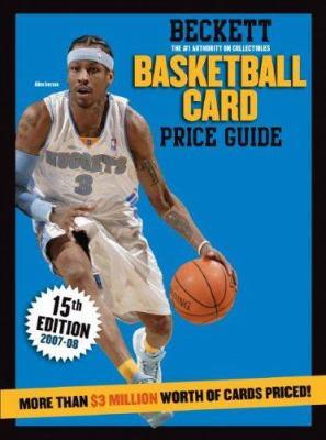 Beckett Basketball Card Price Guide 9781930692596