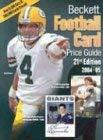 Beckett Football Card Price Guide 9781930692350