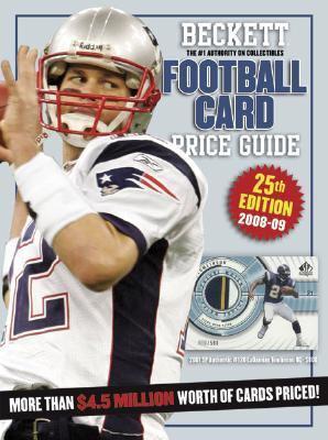 Beckett Football Card Price Guide 9781930692718
