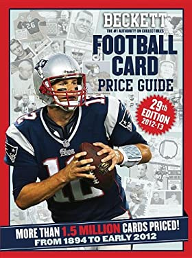 Beckett Football Card Price Guide No. 29
