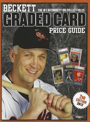Beckett Graded Card Price Guide 9781936681884