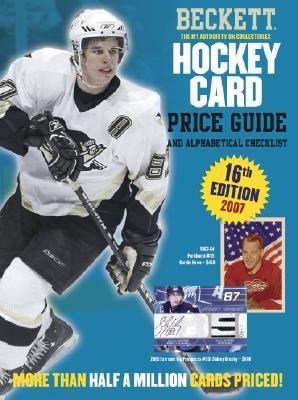 Beckett Hockey Card Price Guide Number 16 9781930692480