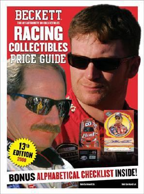 Beckett Racing Collectibles Price Guide 9781930692695