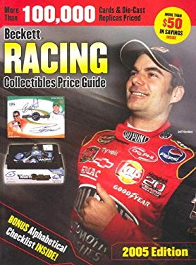 Beckett Racing Collectibles and Die-Cast Price Guide 9781930692398