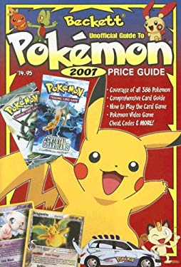 Beckett's Unofficial Guide to Pokemon 9781930692534