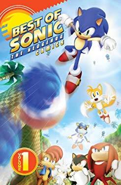 Best of Sonic the Hedgehog Comics, Volume 1 9781936975068