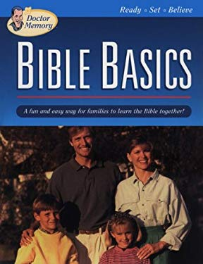 Bible Basics: A Fun and Easy Way for Families to Learn the Bible Together! [With Cassette] 9781930853065