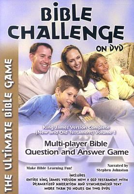 Bible Challenge Volume 1: The Ultimate Bible Game 9781932556612