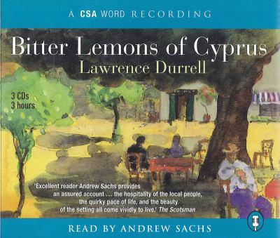 Bitter Lemons of Cyprus 9781934997505