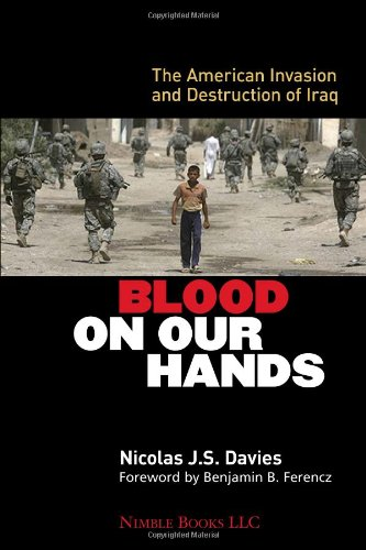 the blood is on our hands essay Read examples that show how to describe hands in such a way that your writing  is rich  adds authenticating detail, making characters feel like flesh and blood.