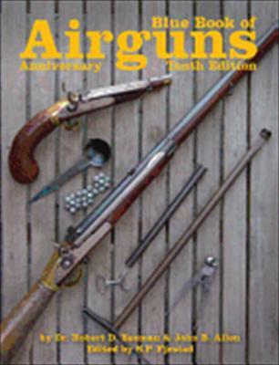 Blue Book of Airguns 9781936120239