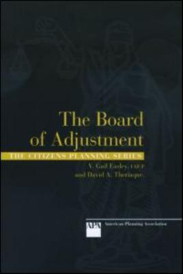 Board of Adjustment 9781932364026