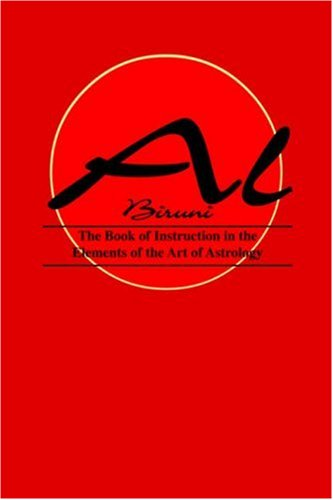 Book of Instructions in the Elements of the Art of Astrology 9781933303161