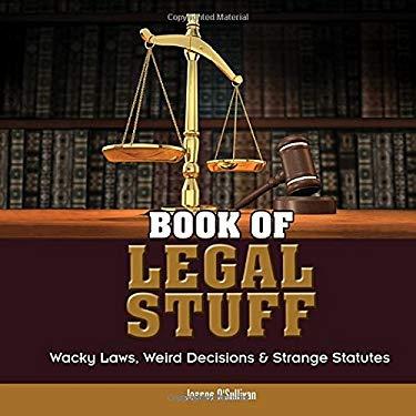 Book of Legal Stuff 9781936140039