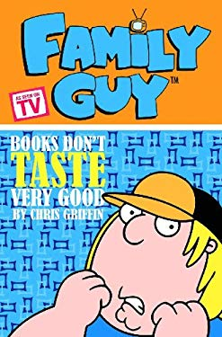 Books Don't Taste Very Goodby Chris Griffin 9781932796636