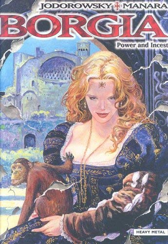 Borgia #2: Power and Incest 9781932413618