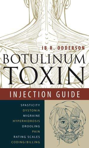 Botulinum Toxin Injection Guide: 9781933864211: Medicine ...