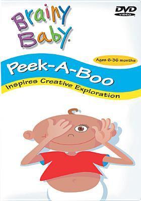 Brainy Baby: Peek-A-Boo 9781931959322