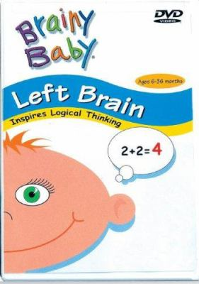 Brainy Baby Right Brain 9781931959223