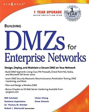 Building Dmzs for Enterprise Networks 9781931836883