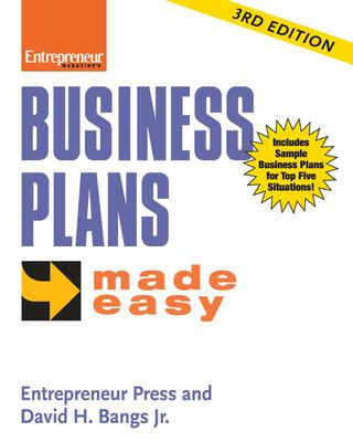 Business Plans Made Easy 9781932531701
